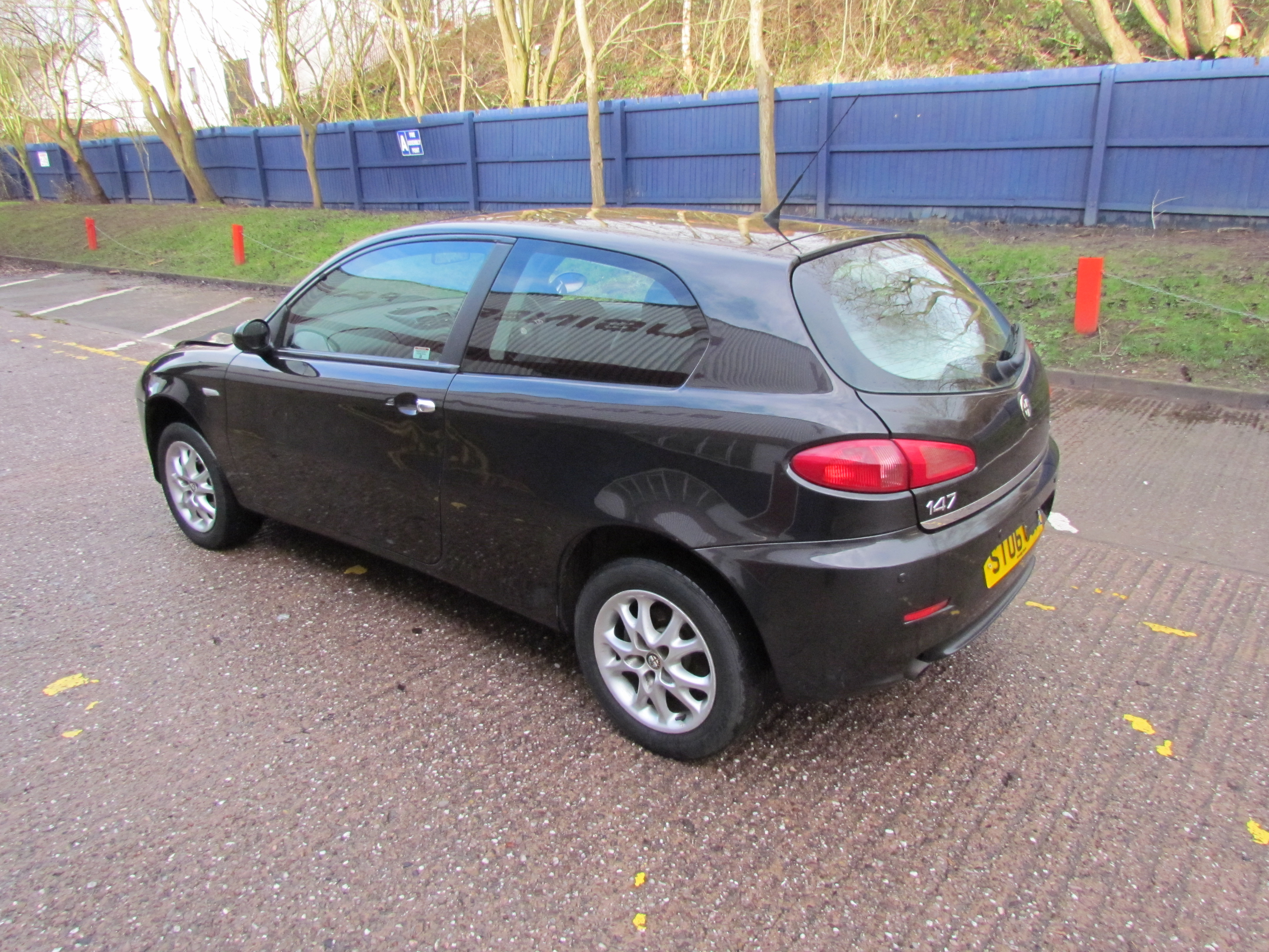 alfa romeo 147 2006 facelift breaking for spares italia autos. Black Bedroom Furniture Sets. Home Design Ideas