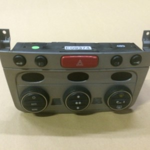 alfa 147 heater control (front