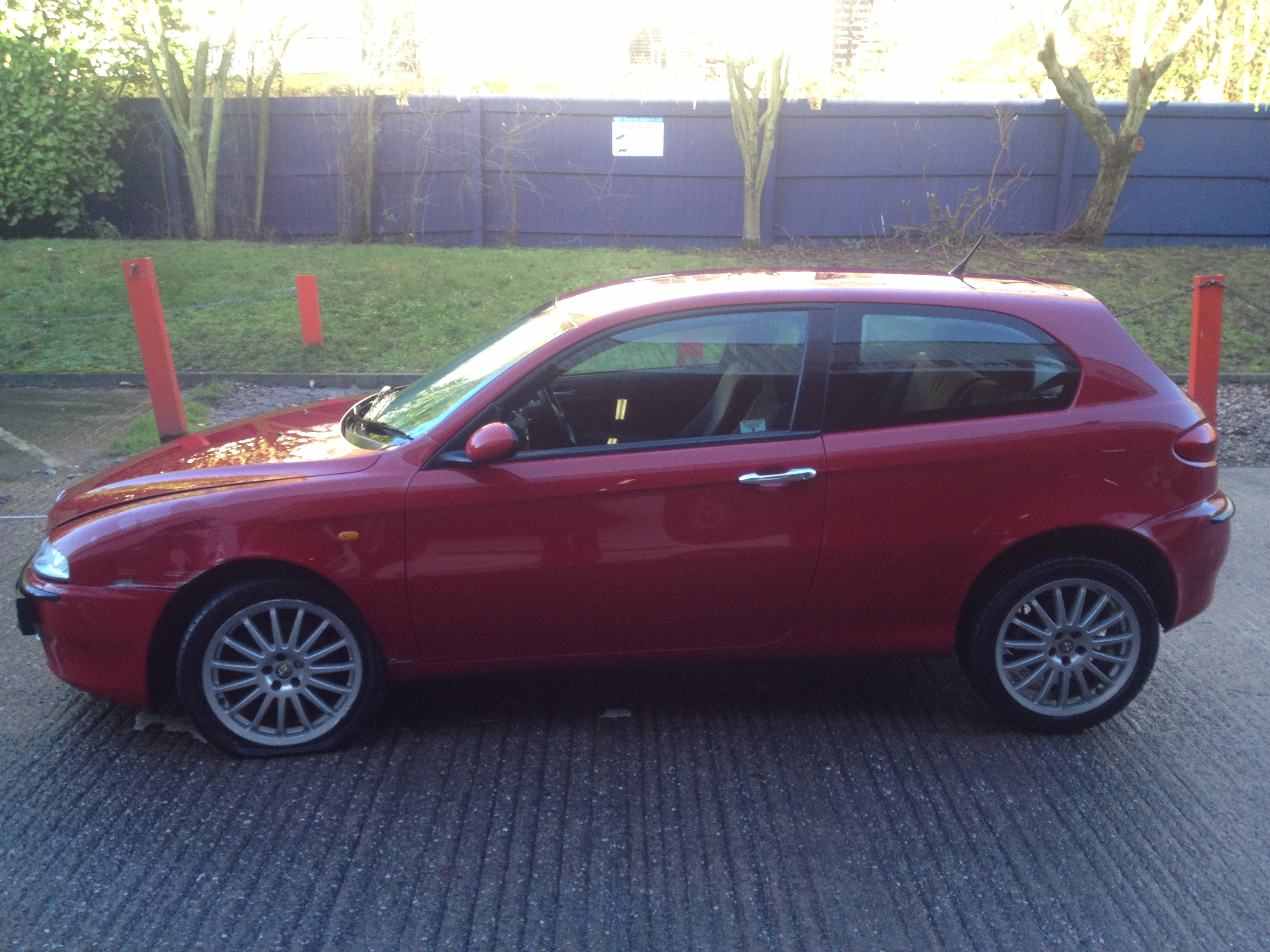 alfa romeo 147 1 9 jtd 8v diesel turbo breaking for spares italia auto parts. Black Bedroom Furniture Sets. Home Design Ideas