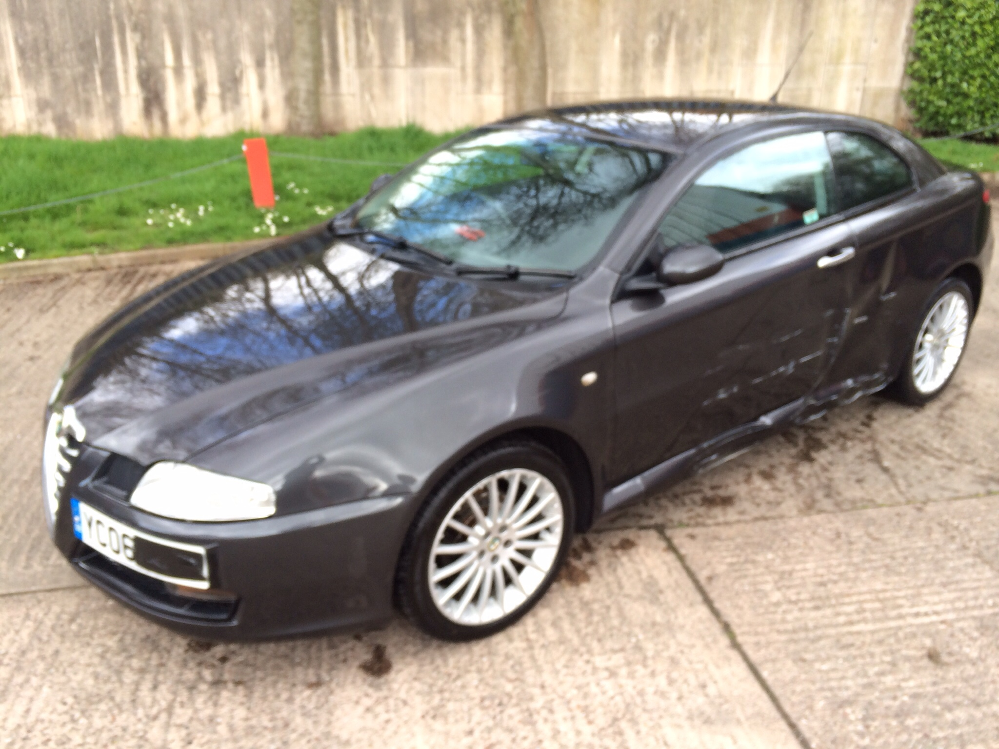 Alfa Romeo GT Jtdm Breaking For Spares Italia Autos - Alfa romeo car parts