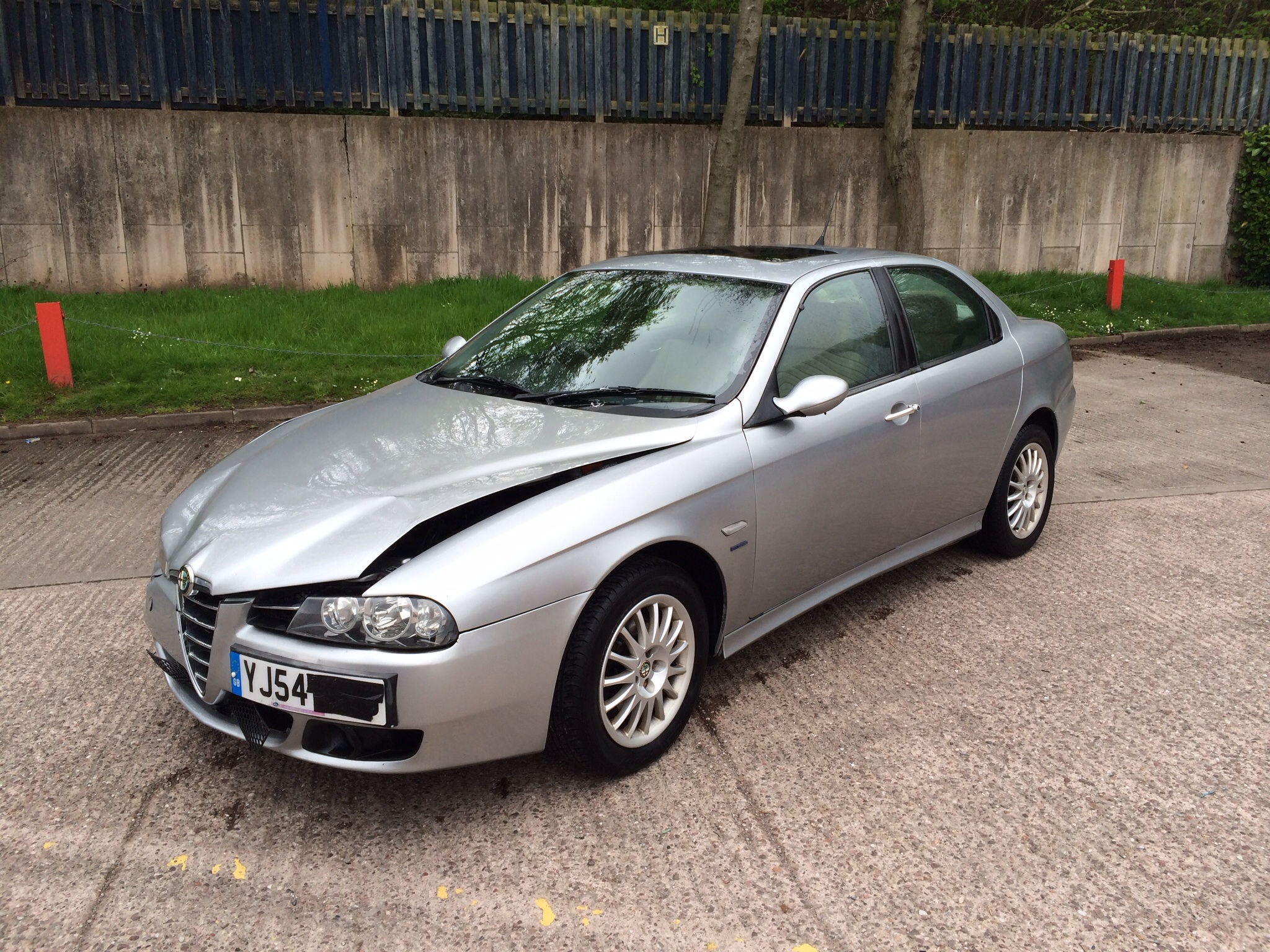 alfa romeo 156 facelift 2 0 jts 72000 miles breaking for spares italia auto parts. Black Bedroom Furniture Sets. Home Design Ideas