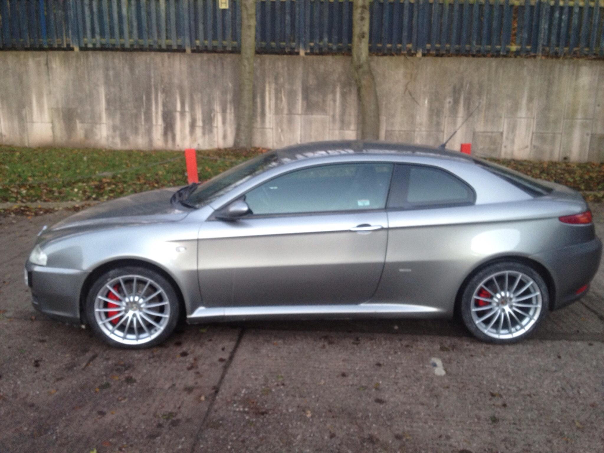 Alfa romeo gt 3 2 v6 breaking for spares italia auto parts - Alfa Romeo Gt 3 2 V6 Breaking For Spares Italia Auto Parts